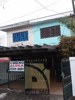 CASA SOBRADO - LOCAÇÃO - SANTO AMARO