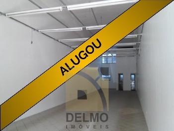 SALÃO COMERCIAL - LOCAÇÃO - CAMPO LIMPO - Z / S