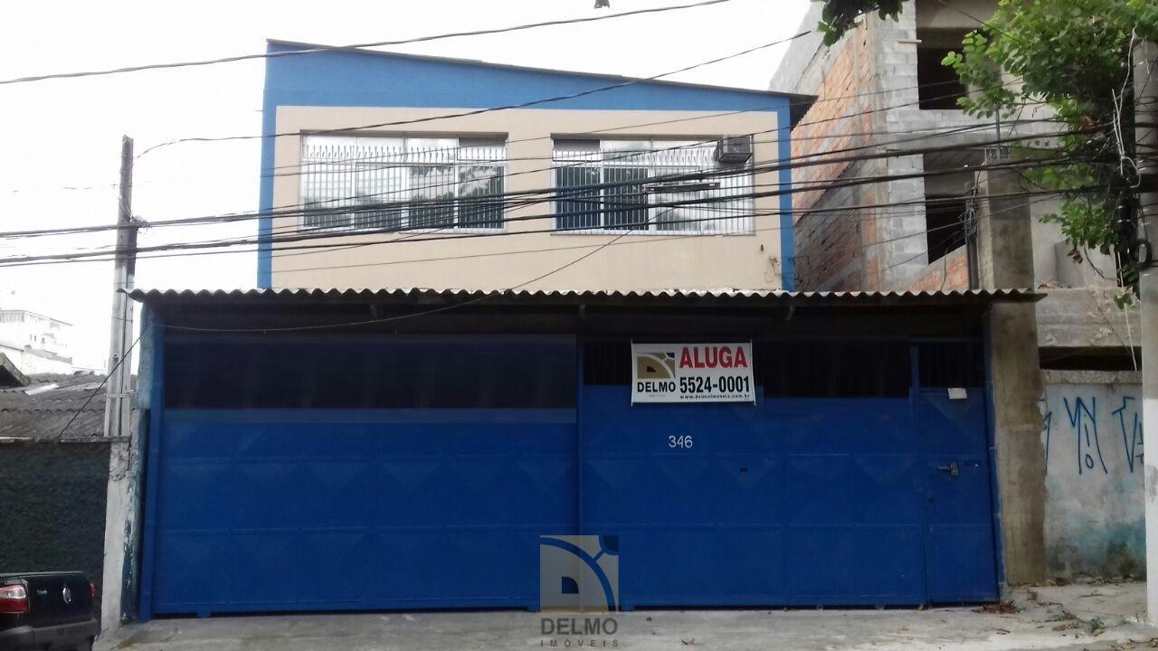 GALPÃO - LOCAÇÃO - SANTO AMARO