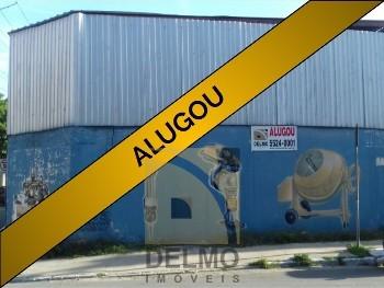 GALPÃO - LOCAÇÃO - SOCORRO