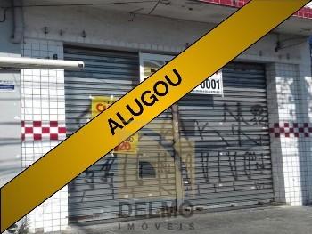 SALÃO COMERCIAL - LOCAÇÃO - CIDADE ADEMAR