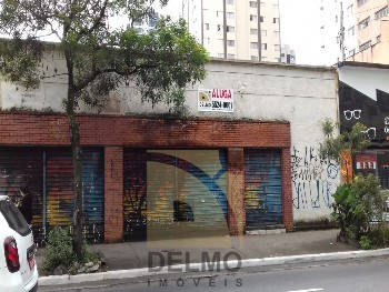 SALÃO COMERCIAL - LOCAÇÃO - SANTO AMARO