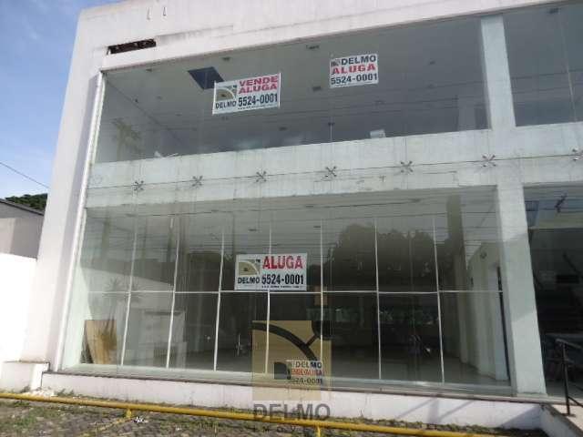 PR�DIO COMERCIAL - LOCA��O - SANTO AMARO - ZS