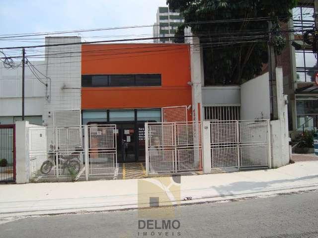 PRÉDIO COMERCIAL - LOCAÇÃO - SANTO AMARO