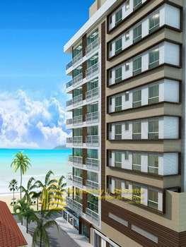 Apartamento 3 suítes frente mar em Itapema SC