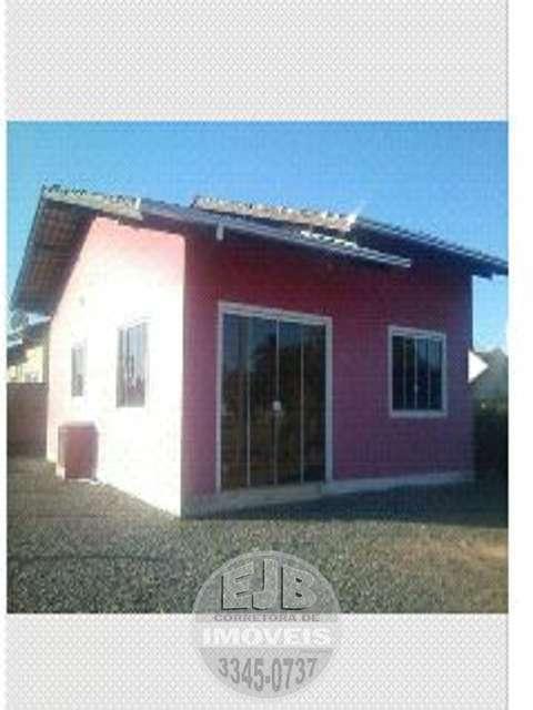 Casa esquina frente para Av no Bairro N� S� daPaz