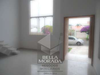 SOBRADO NO COND. ROLAND 3  EM LIMEIRA/ SP