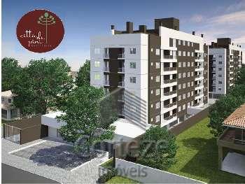 Apartamento 2 quartos sendo 1 suite em Pinhais