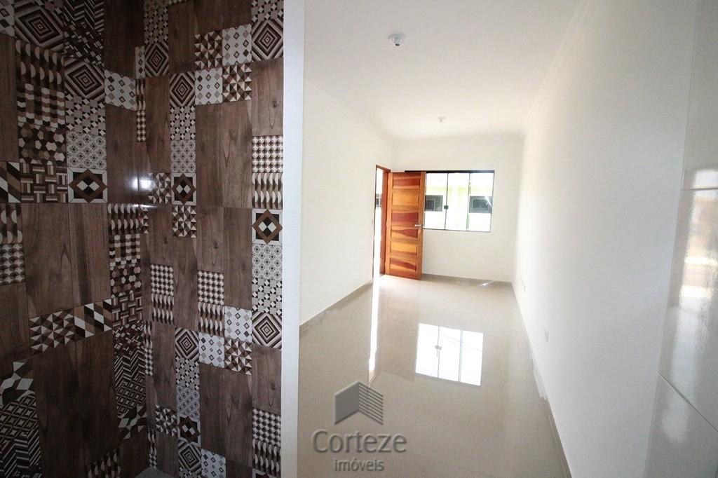 Casa com 2 quartos no bairro Iguaçu