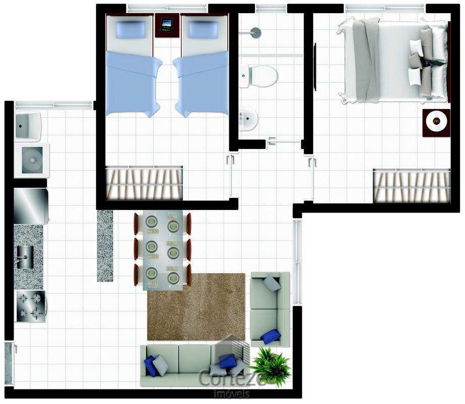 Apartamento à Venda - Estados