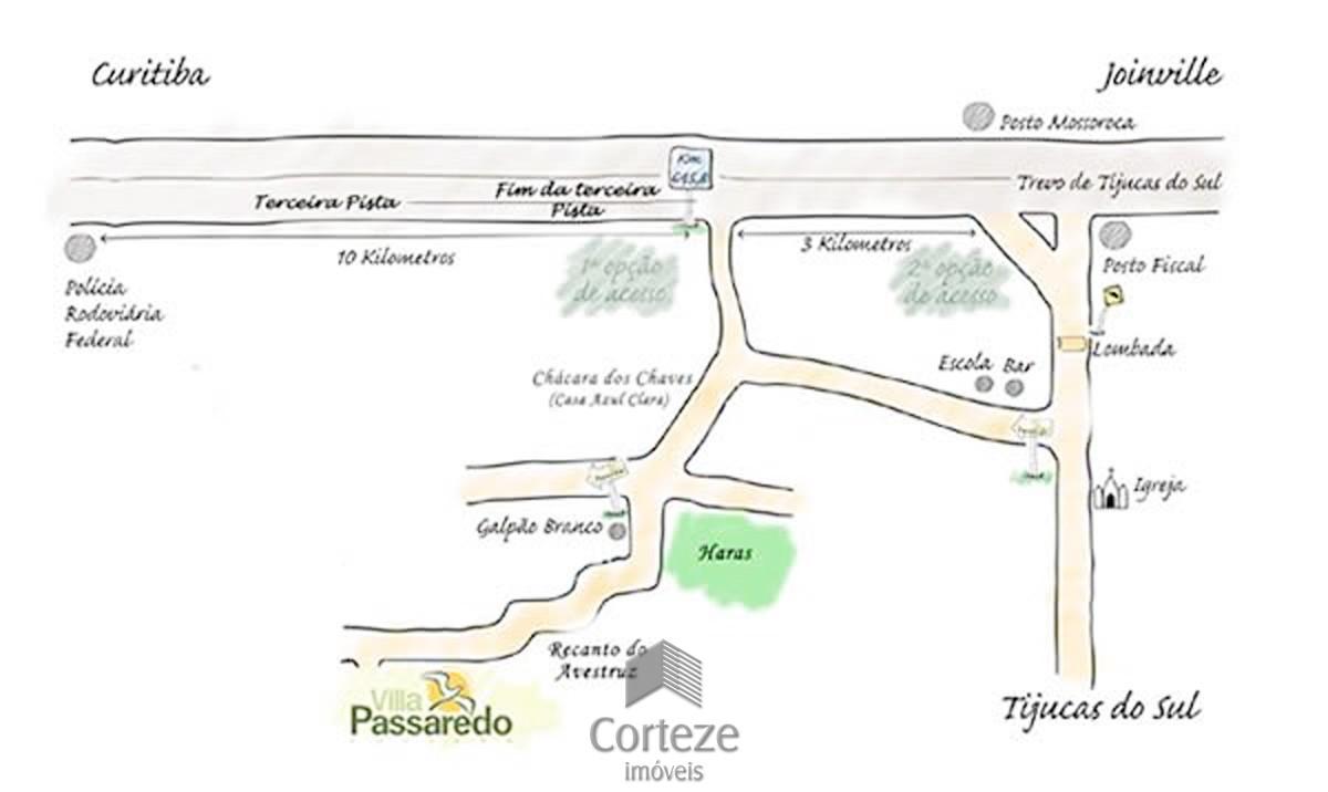 Chácara próximo ao Hotel Villa Passaredo