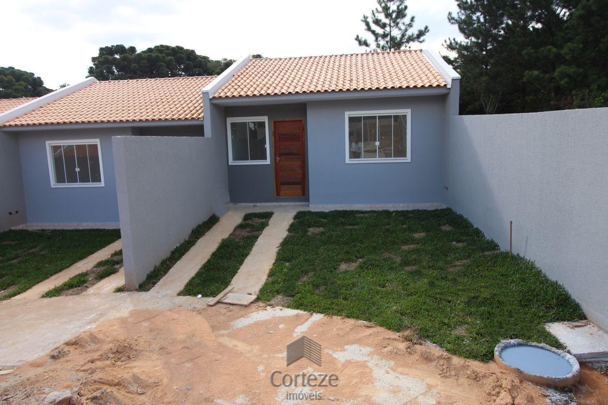 Casa 2 quartos bairro Eucaliptos