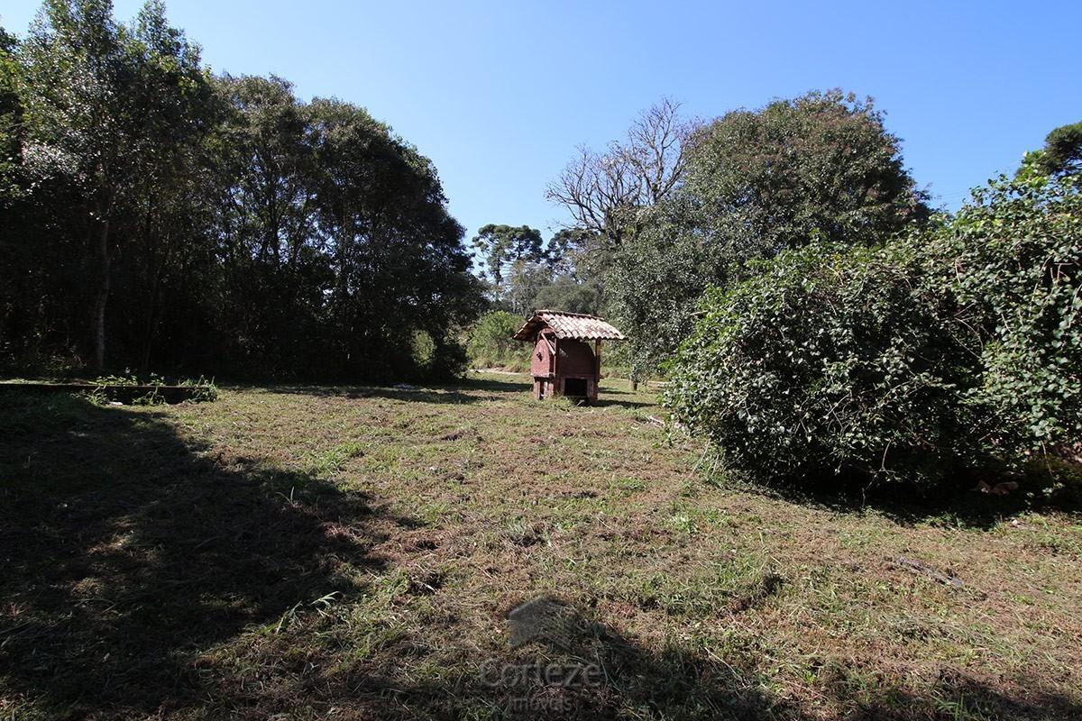 Área à venda - Campo Largo da Roseira