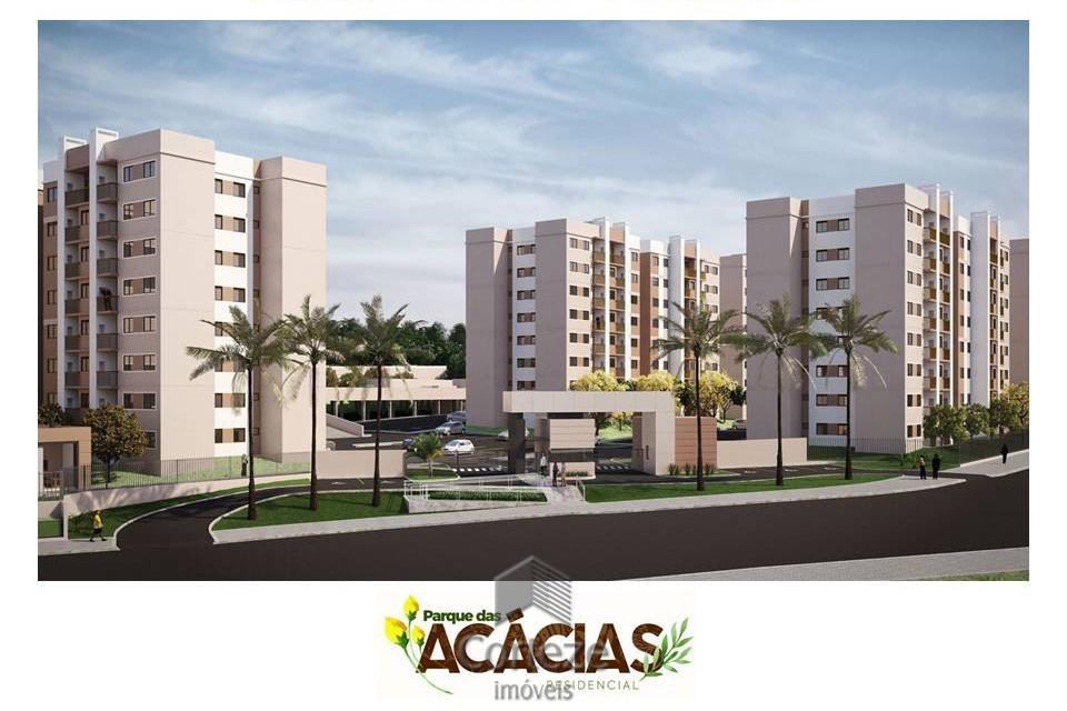 Apartamento 2 quartos à venda São José dos Pinhais