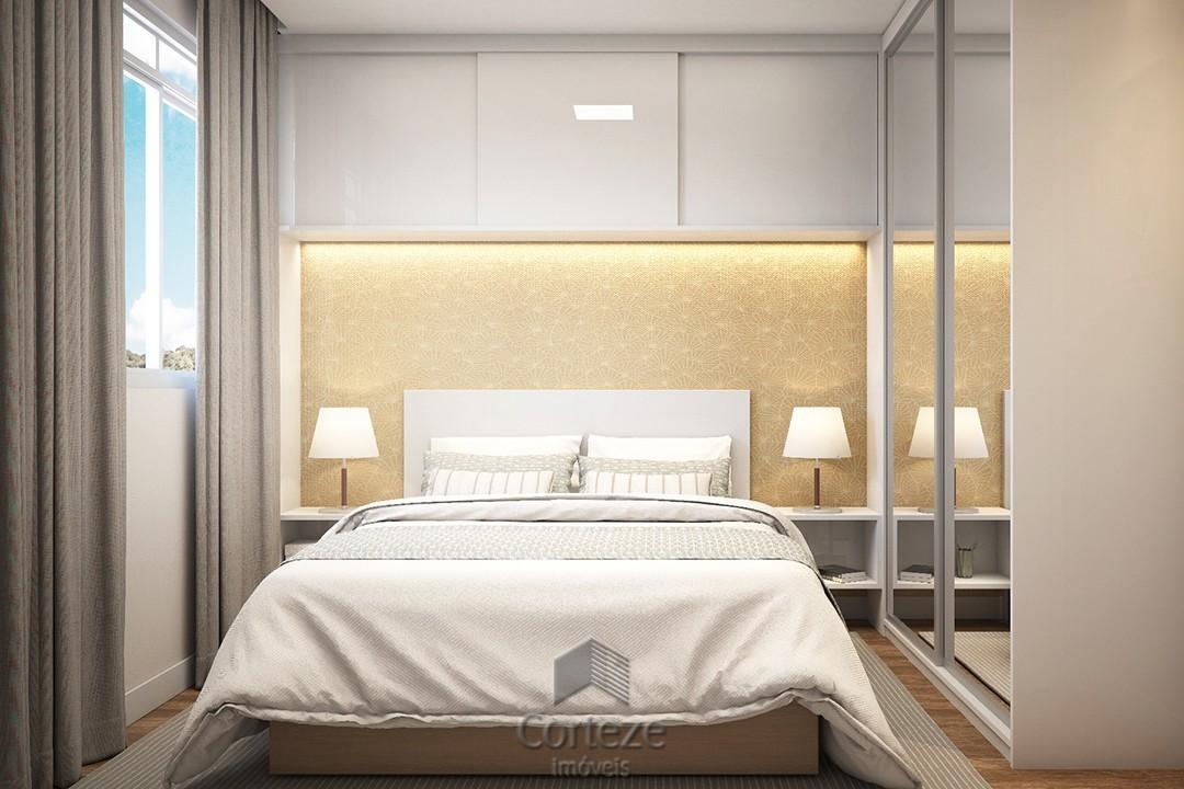 Apartamento 02 quartos em Almirante Tamandaré