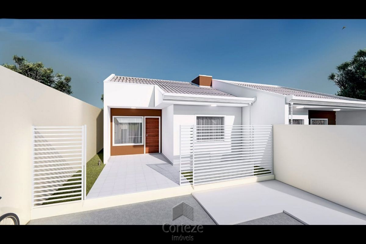 Casa no bairro Gralha Azul com 3 quartos