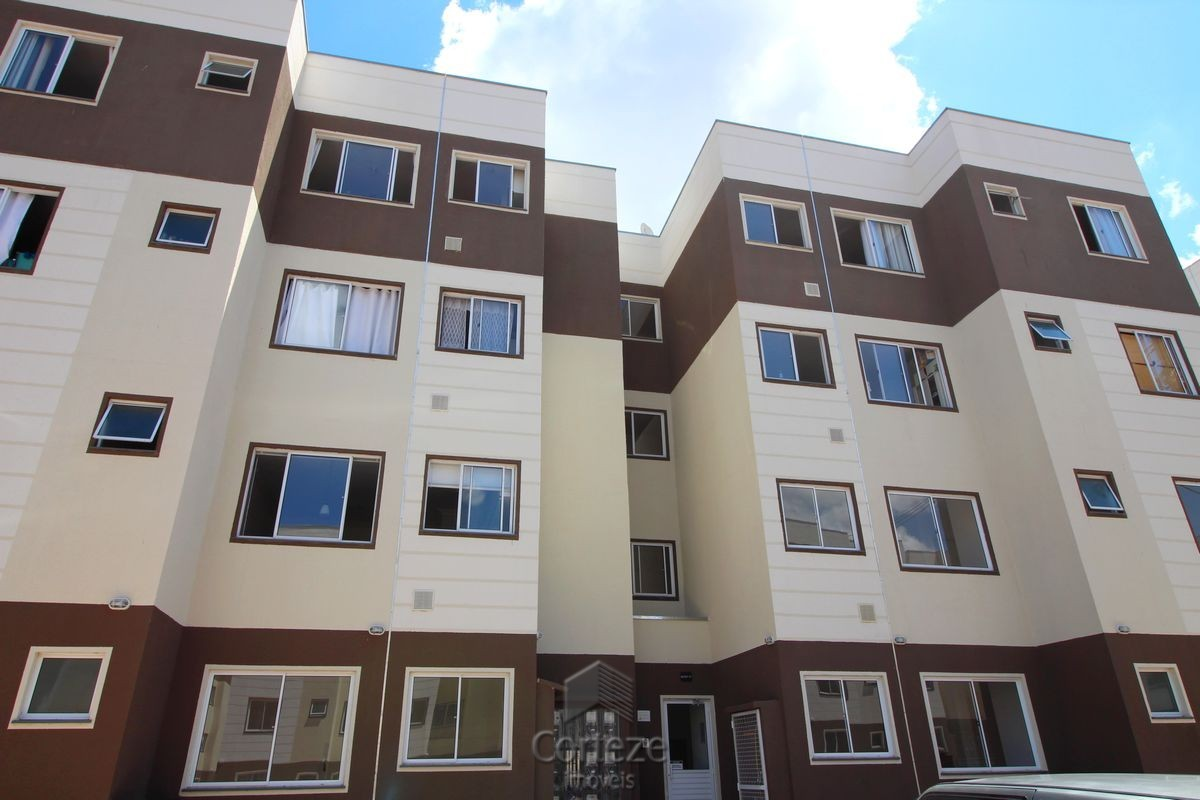 Apartamento com 02 quartos em Campo Largo