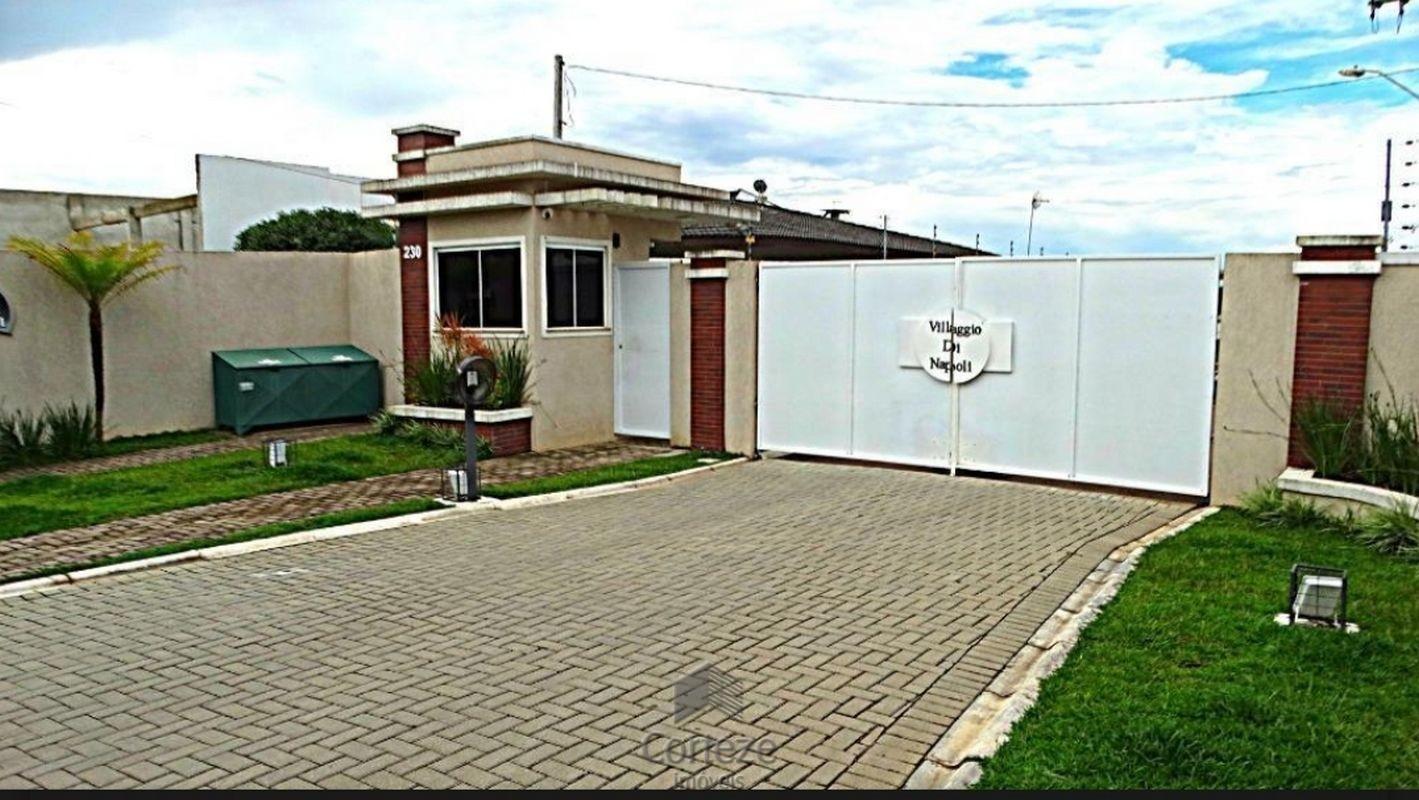 Terreno em condomínio, Campo do Santana.