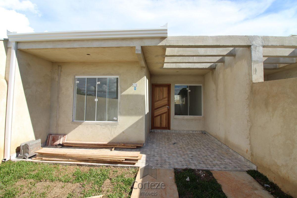 Casa 3 quartos, bairro Iguaçu.