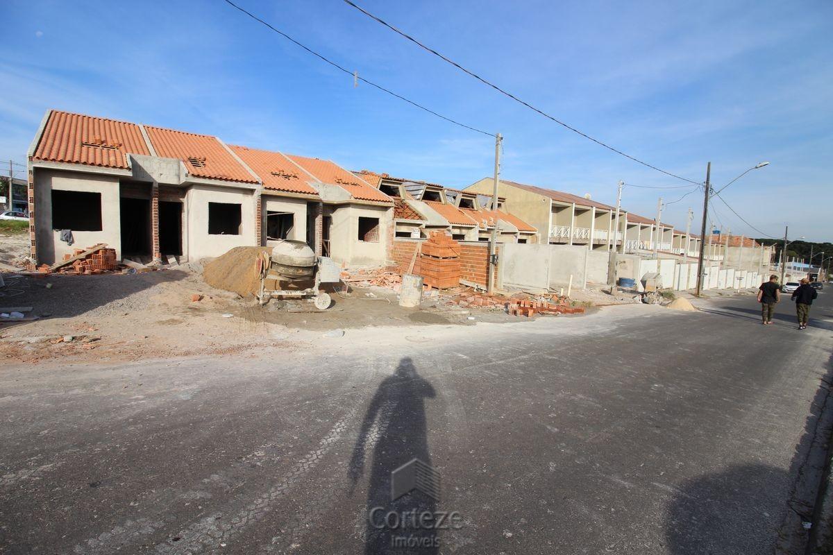Casa nova de 2 quartos no Rio Bonito