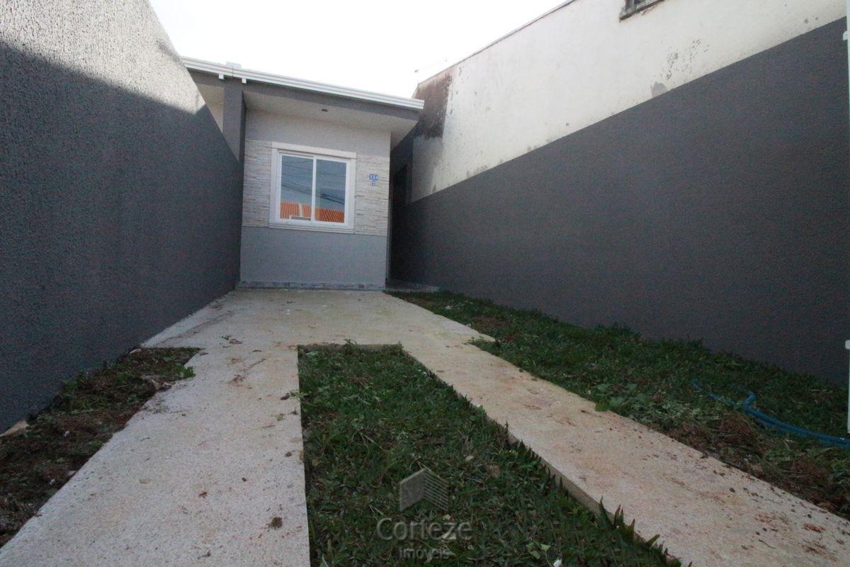 Casa com 02 quartos no Rio Bonito