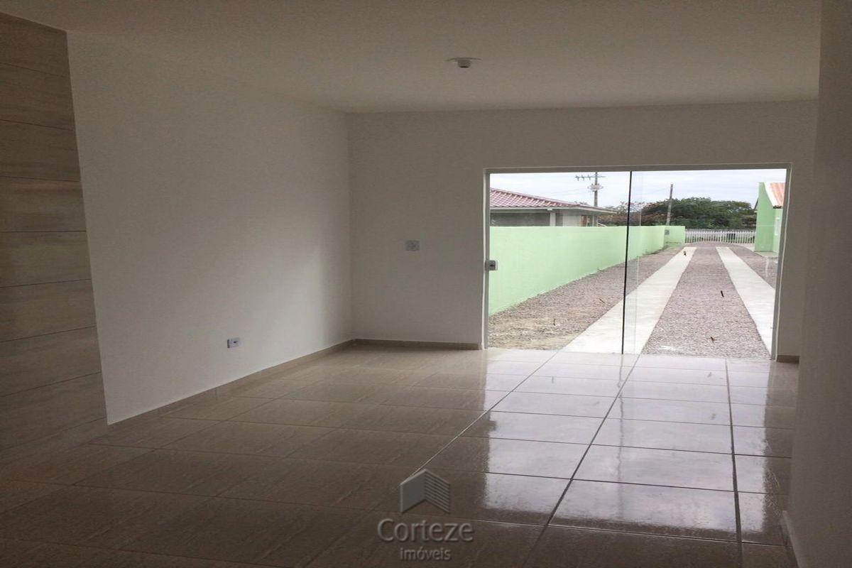 Casa 2 dormitórios, à venda em Guaratuba: