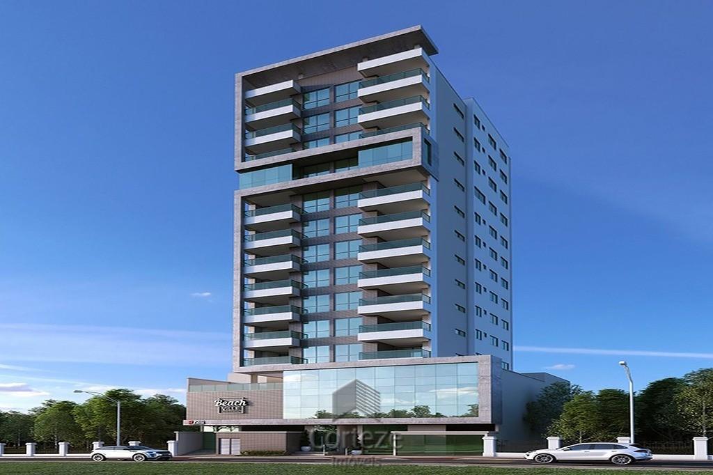 Beach Ville com 3 quartos sendo 3 suite, em SC: