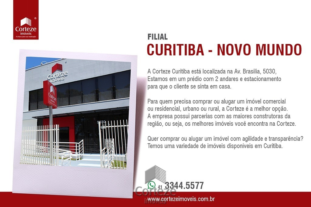 Terreno com 1.094.78m em Piraquara