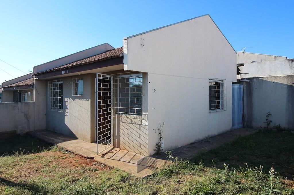 Casa de 2 dormitórios na Fazenda Rio Grande