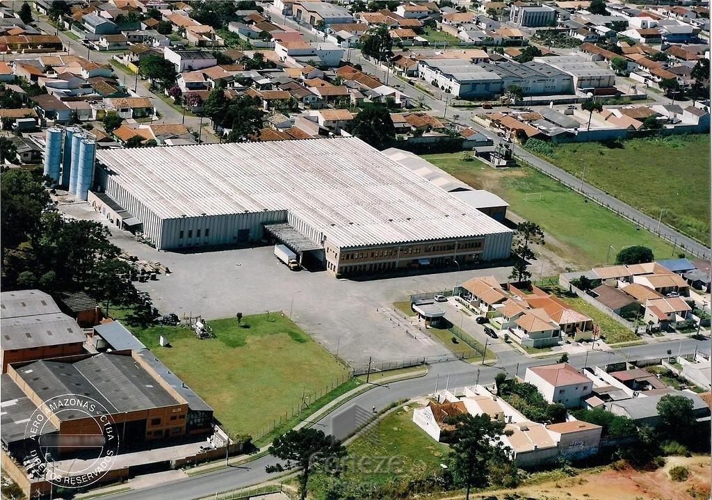 Barracão Industrial Alto Padrão no Iná