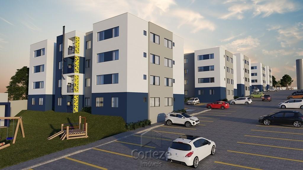 Apartamento 2 quartos em Almirante Tamandaré