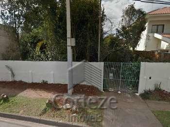 Terreno com 1000m² no Centro São José dos Pinhais