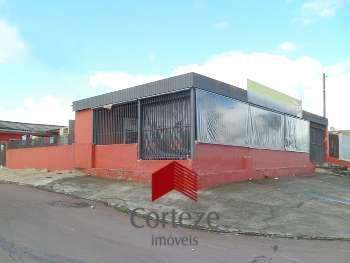 Casa, Salão Comercial e Barracão no Quississana