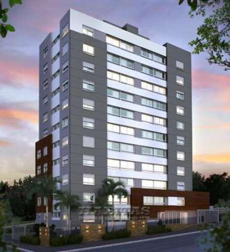 Prédio comercial e residencial em Caxias do Sul