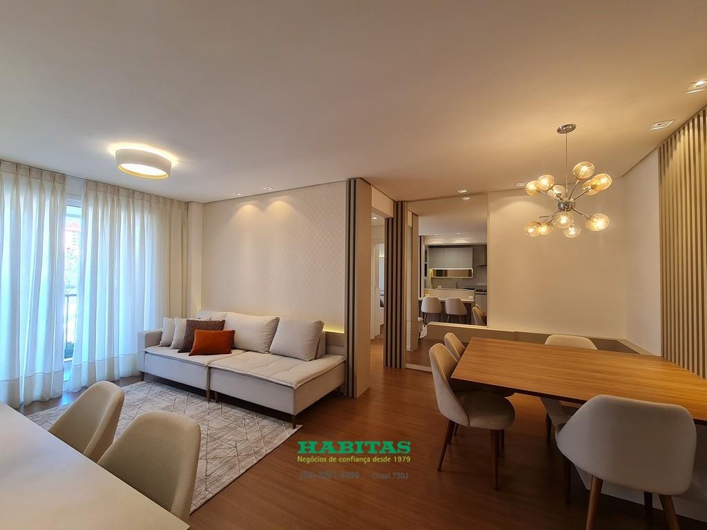 Apartamento mobiliado Universitário Caxias do Sul