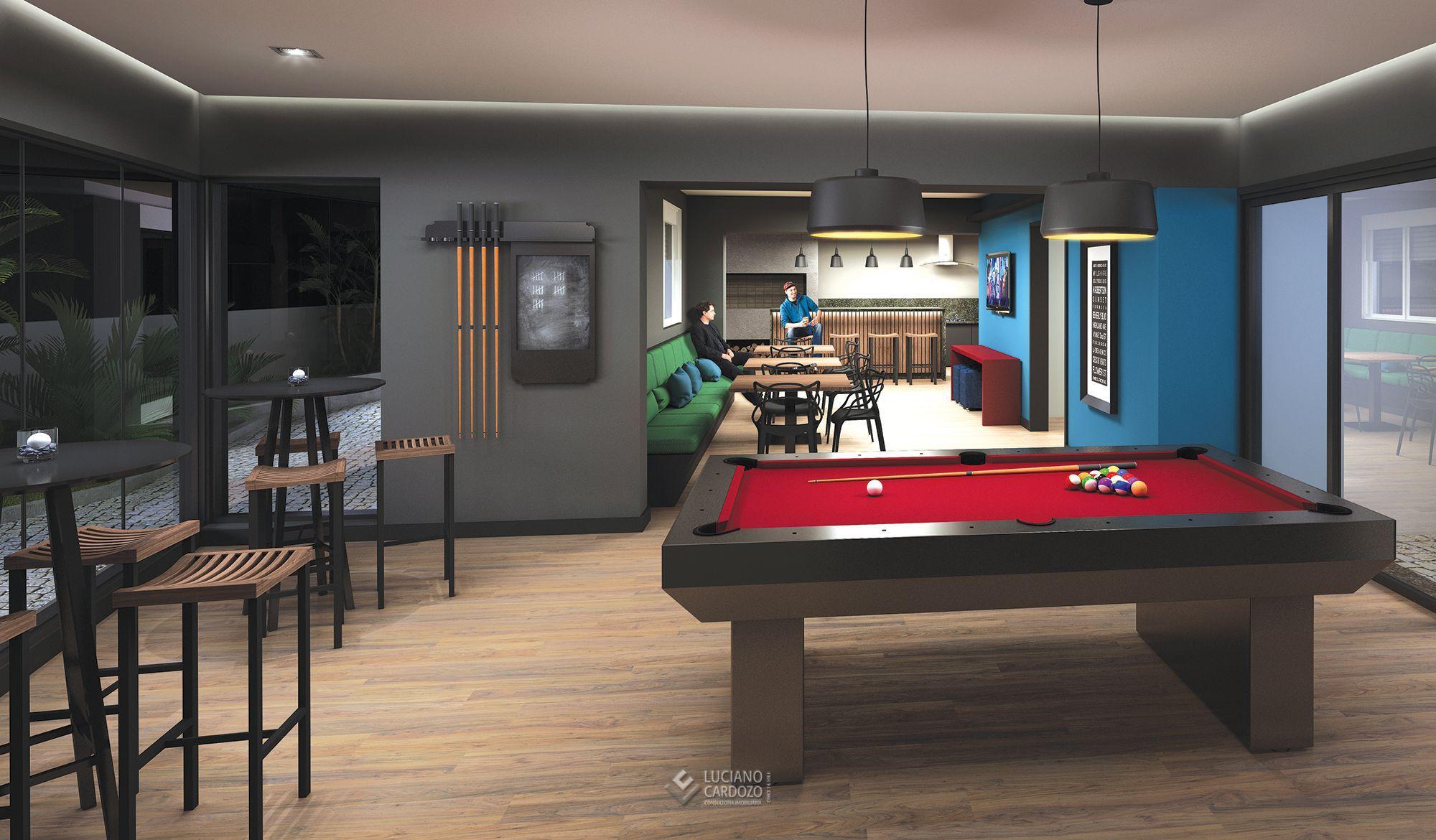 12-DUOAMARANTE- Salao Pub