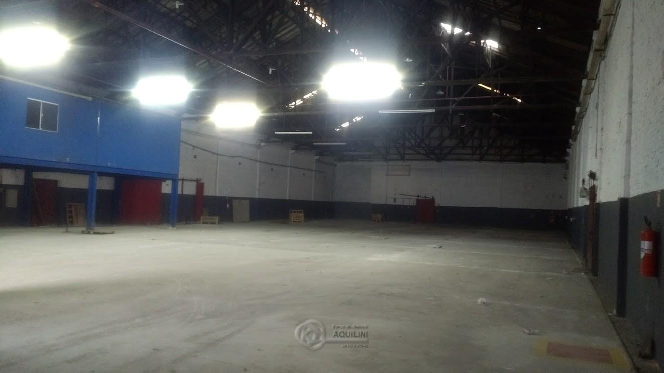 GALPÃO PARA LOCAÇÃO 1.500M² IPIRANGA - SP.