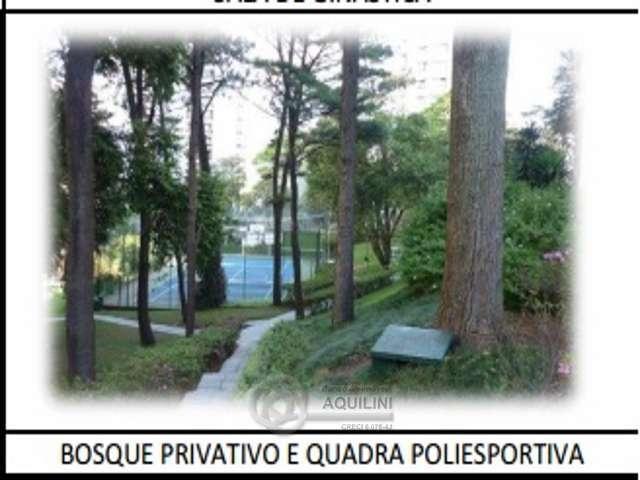 Bosque privativa e quadra