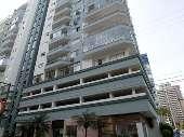 Apartamento 01 dormitório anual no centro de BC