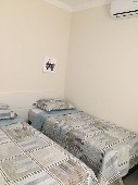 dormitório solteiro c/ ar