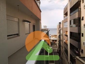 Opção única Cobertura  Avenida centro Bombinhas