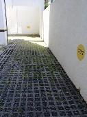 garagem estreita