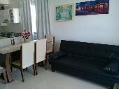 mesa e sofá cama