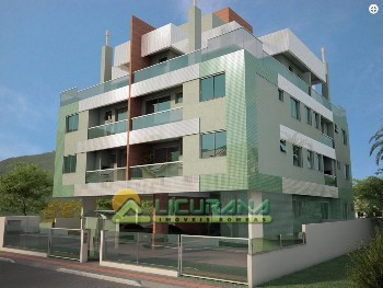 Apartamento 02 quartos no centro de Bombinhas
