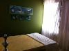 Dormitorio com ar