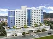2 dormitórios (1 suite) - Bairro Fazenda Itajaí