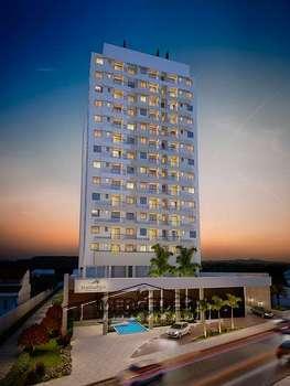 Apartamento 2 quartos (1 suite) Centro Itajaí