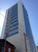 Sala Comercial Centro Itajaí 2 Vagas de Garagem