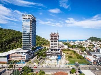 Sala Comercial Riviera, Praia Brava - SC
