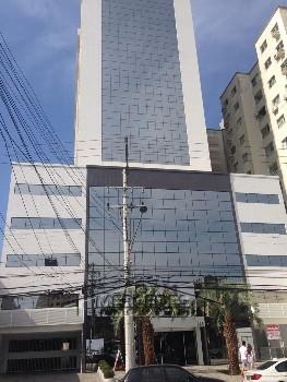Sala Comercial com 1 vaga no Centro Itajai